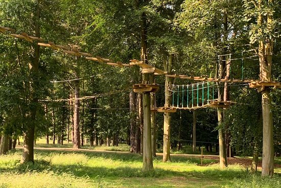 Holkham Ropes Course