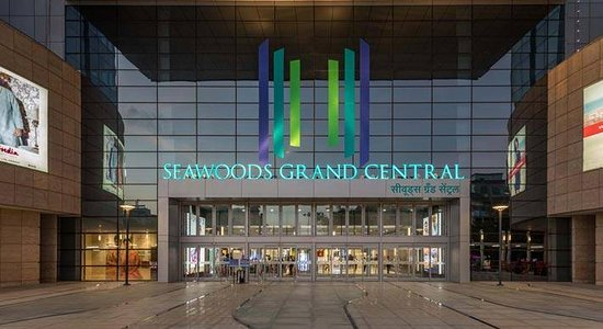 ‪Seawoods Grand Central Mall‬