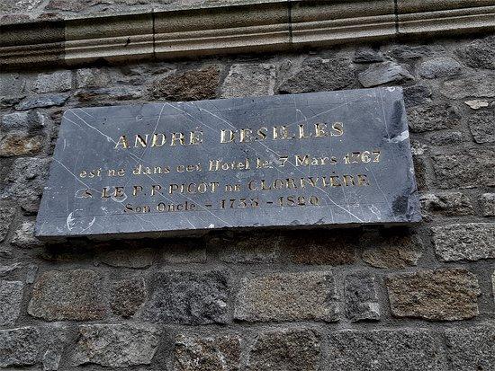 Ancien hôtel André Désilles