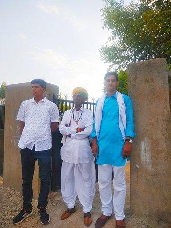 Village Hokra, อินเดีย: Visit village culture