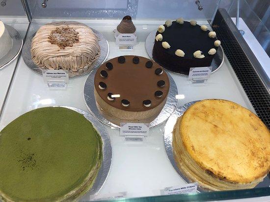Marvelous Lady M Cake Boutique Boston Back Bay Restaurant Reviews Funny Birthday Cards Online Alyptdamsfinfo