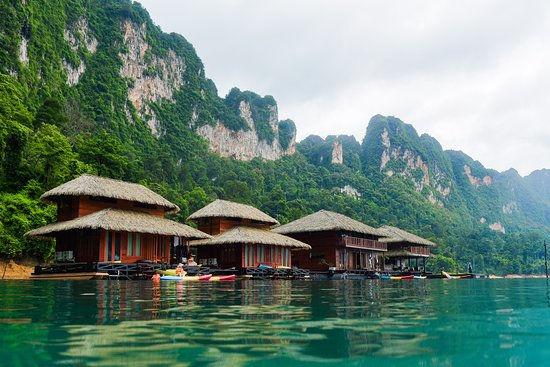 Best Private Floating Resort At Khao Sok Review Of