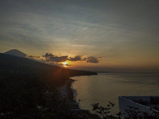 Sunset was Beautiful