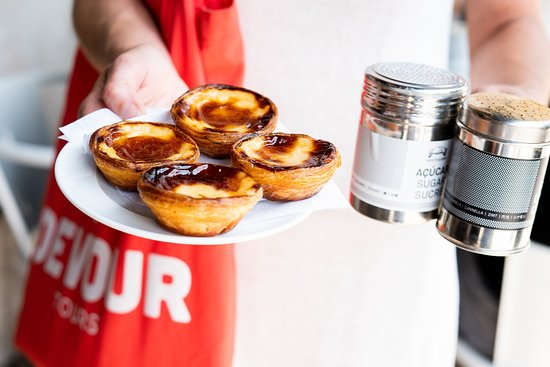 Devour Lisbon Food Tours