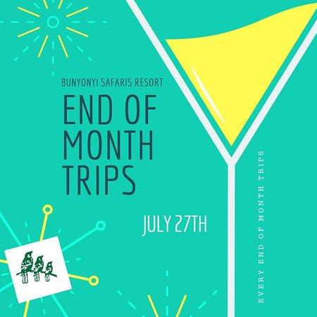 Западный регион, Уганда: Talk to us about monthly trips