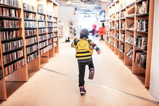 Biblioteken i Sodertalje