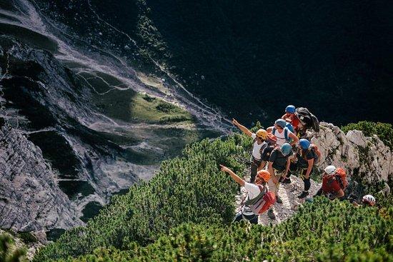 Explore-Share Triglav Climbing Tours