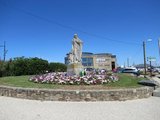 Monument à Chateaubriand