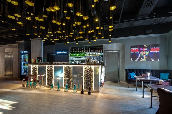 Lounge-кафе МСК на Шаболовке
