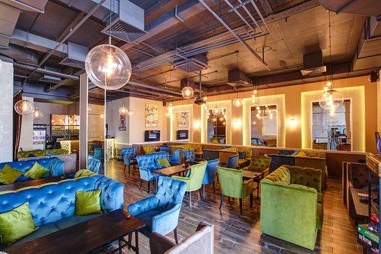 Lounge-cafe MSK Krilatskoe