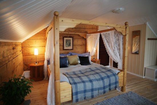 Gran, Norge: Twin bedroom suite