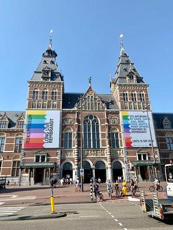 Tour of Rijksmuseum and  Van Gough Museum