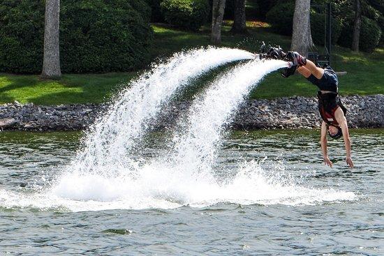 Aerial Aquatics