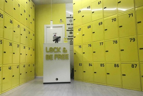 Lock And Be Free