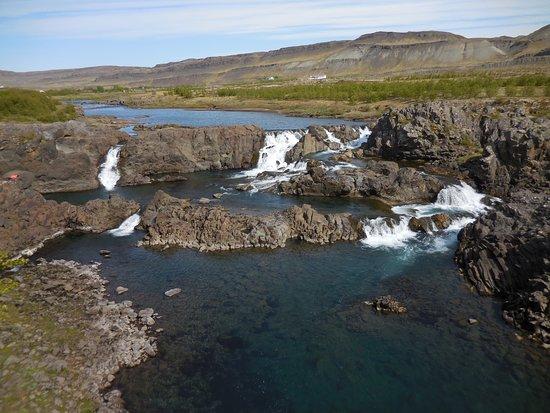 Glanni Waterfall: Glanni waterfall