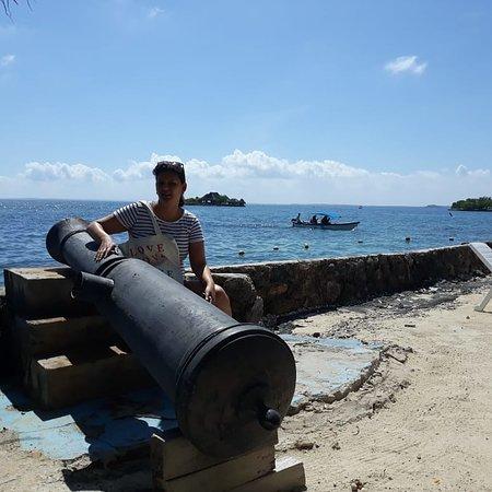 Департамент Боливар, Колумбия: Esta foto ha sido tomada en Islas del Rosario (Cartagena ) Colombia.