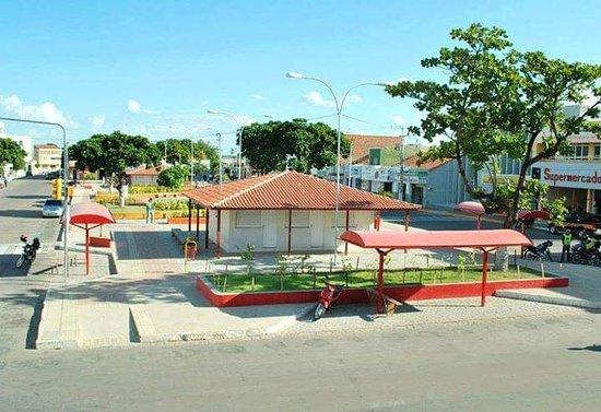 Cabrobó, PE: Praça João Freire de Carvalho