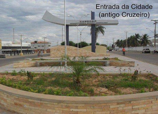 Cabrobó, PE: Entrada da Cidade