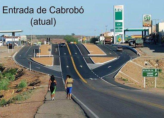 Cabrobo: BR-428