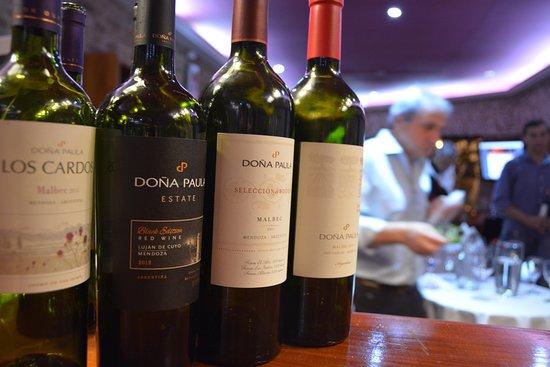 La vinoteca de don jorge I