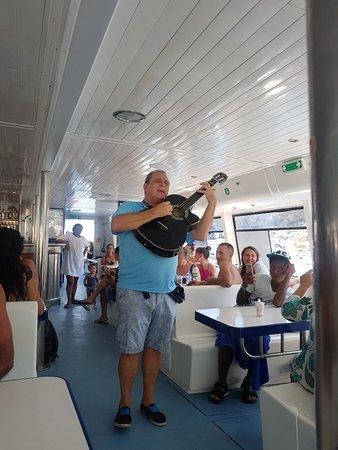 Mallorca Palma Bay Boat Trip with Lunch ภาพถ่าย