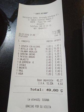 Cerveceria Sento Rotonda Photo