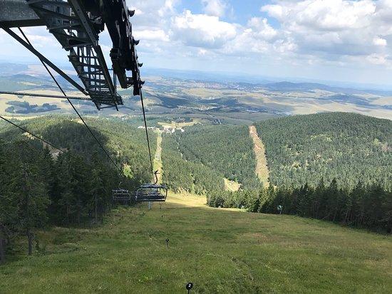 Cajetina, Serbia: Tornik Ski Resort