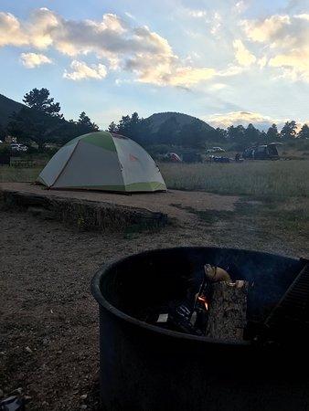 Nice campground