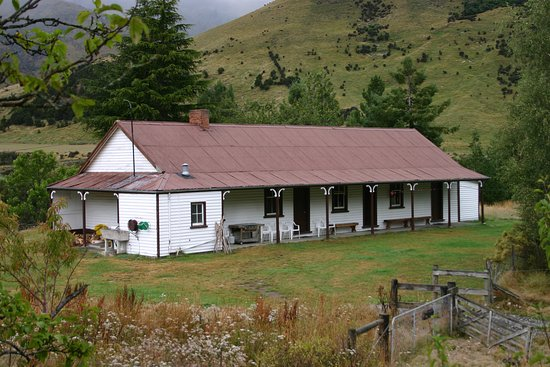 Culverden, New Zealand: The Cookhouse has 5 double rooms and a bunk room