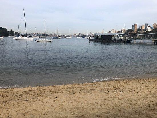 Hayes St Beach
