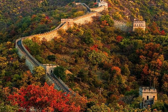 Private Mutianyu Great Wall Trip med...