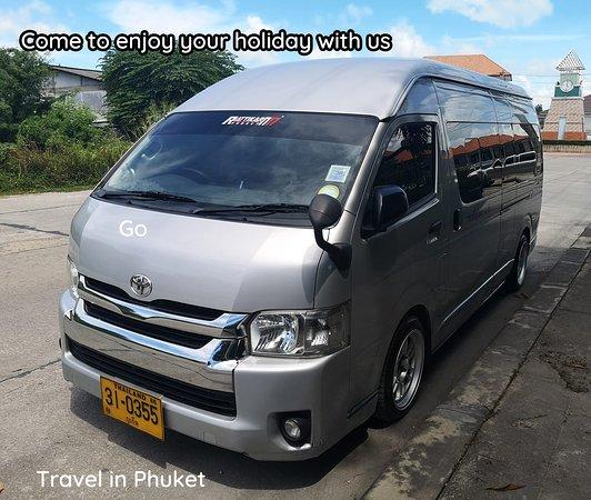 วิชิต, ไทย: Sunny TAXI PHUKET AIRPORT, Taxi service from Phuket International Airport to hotel in Patong, Kata, Karon, Surin, Phuket town or other destination on request. best price start 800 baht !!  📞 Tel/Line: 082-419-9386 💚 Whatsapp: 082-419-9386 💙 Wechat: nutdriver17