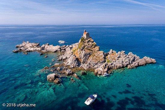亚得里亚海的全日游艇巡航