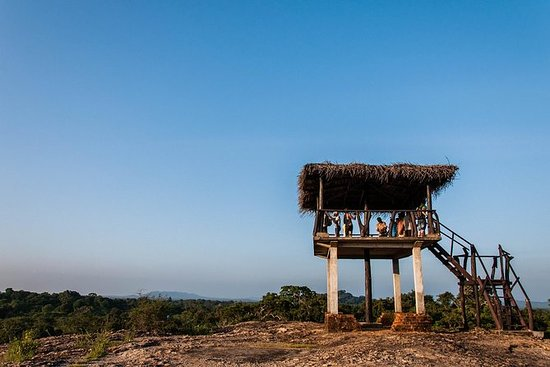 Privat tur: Hurulu Eco Park Safari