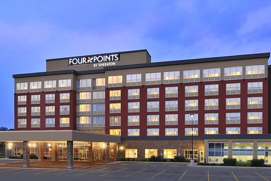 Great New Hotel Review Of Four Points By Sheraton