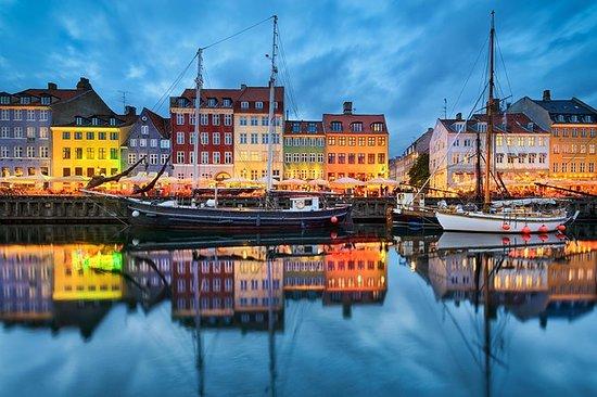 岸上游覽:哥本哈根亮點和克里斯蒂安堡宮