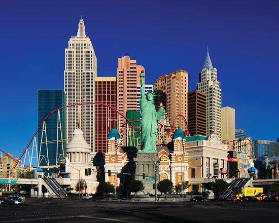 Hotel New York New York Las Vegas