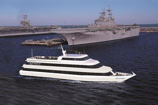 Spirit of Norfolk Lunsj Cruise på elven Elizabeth
