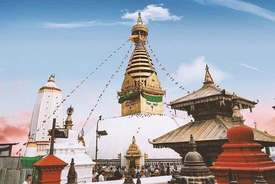Opplev det beste av Kathmandu Valley...