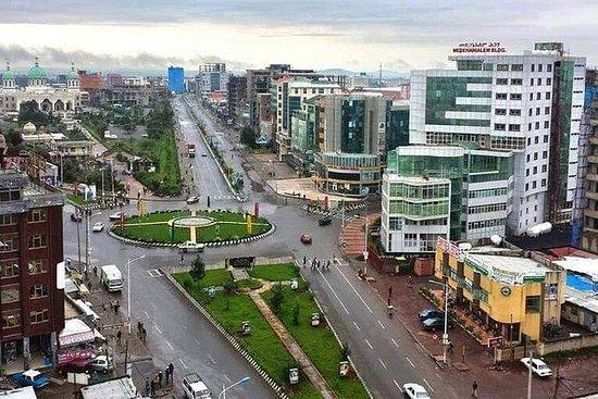 Tussenstop Tour Halve dag Addis City ...