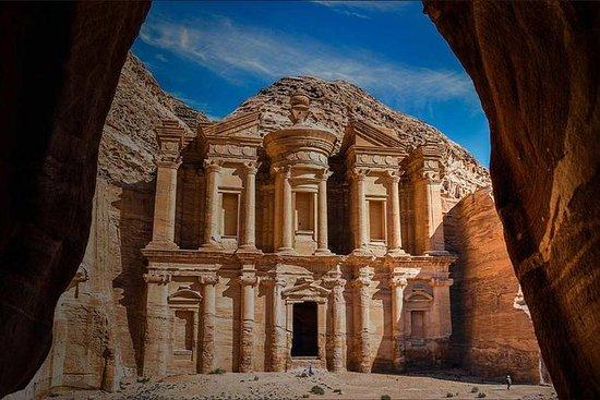 Tour di 2 giorni Petra e Wadi Rum da