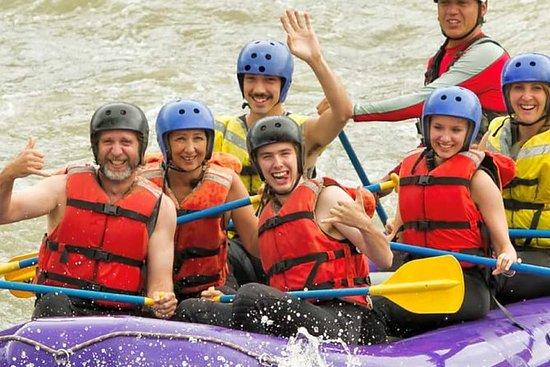 Phang Nga ATV, rafting en aguas...