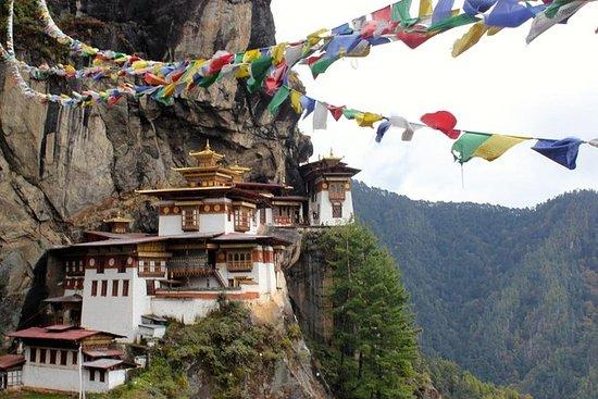 Le meilleur du Népal, du Bhoutan et...