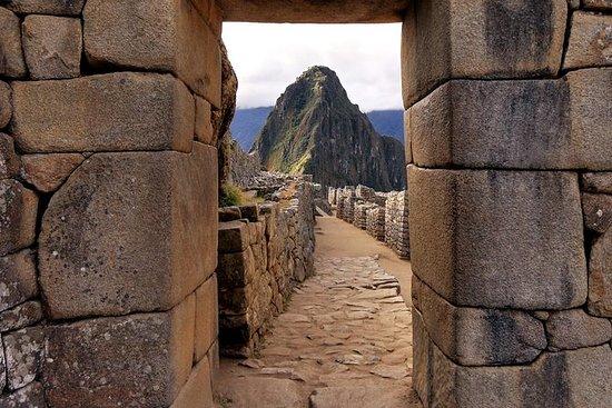 Machu Picchu In treno (gita di un