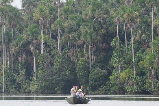Lake Sandoval National Reserve...