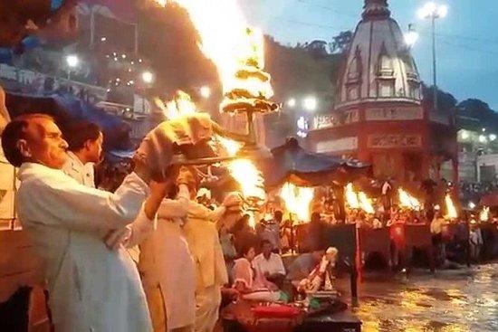 En dags privat tur i Haridwar og...