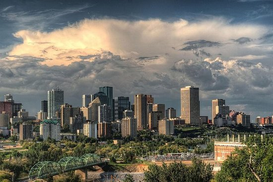 Edmonton Welcome Tour: Tour privado...
