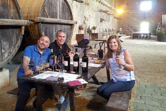 Sizilien Weintour mit Fahrer privat...