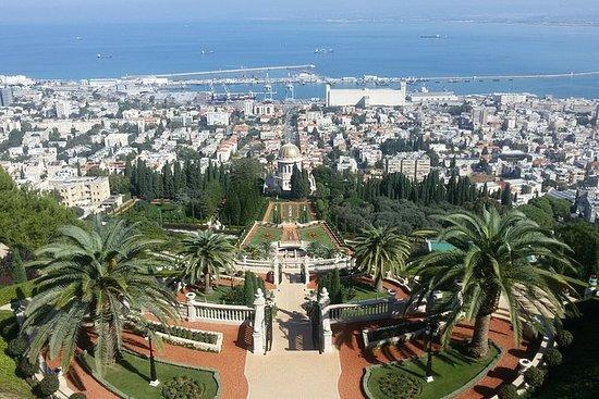 Haifa høydepunkter Privat Tour