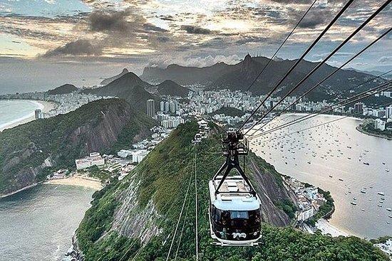城市游里约热内卢集体Corcovado + Sugarloaf(一天)
